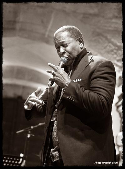 Jamie Davis in Clermont Jazz Festival, Annecy, France