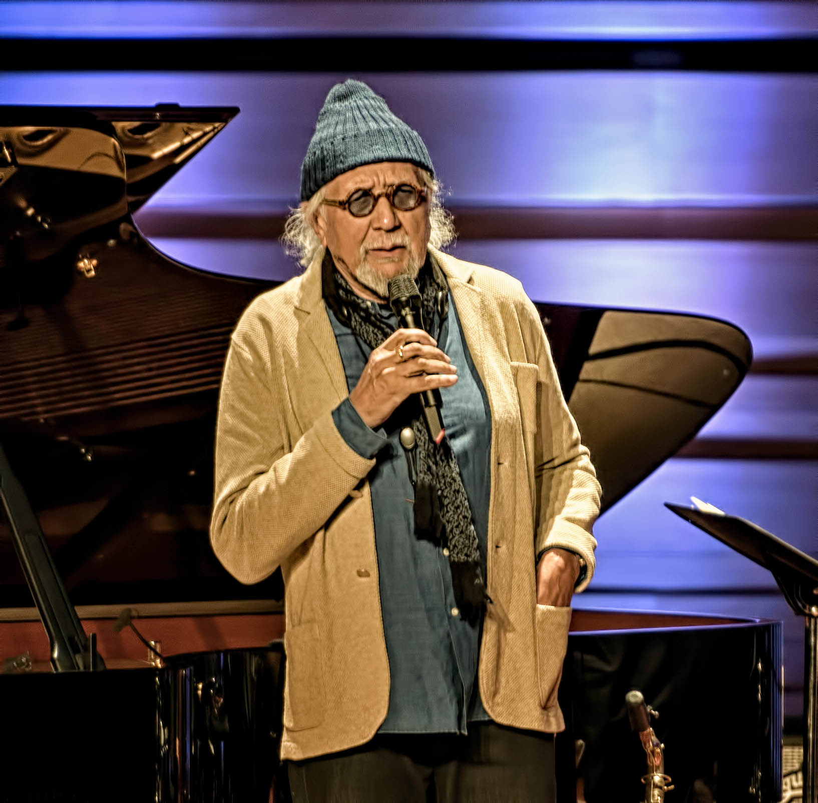 Charles Lloyd with Quartet at The Montreal International Jazz Festival 2017