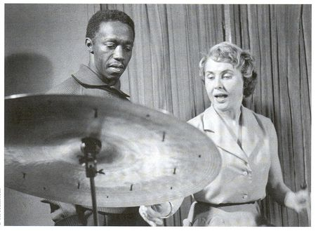 Art Blakey and Rita Reys