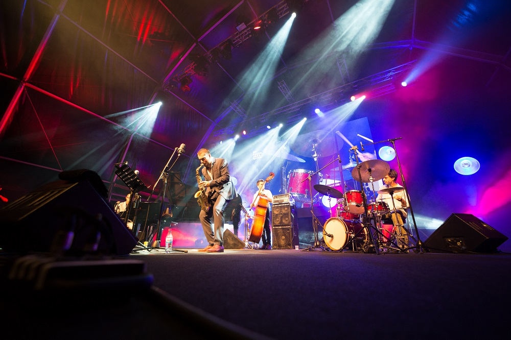Ricardo Toscano Quartet at Funchal Jazz Festival 2018