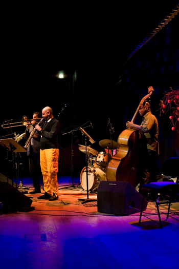 Anthony Cox Quartet - Gdansk in Jan. 2008