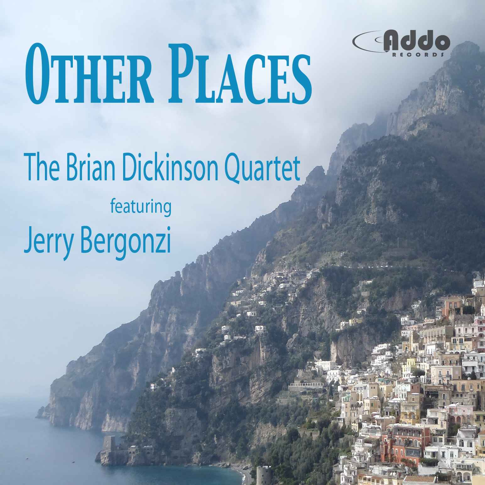 Brian Dickinson - Other Places