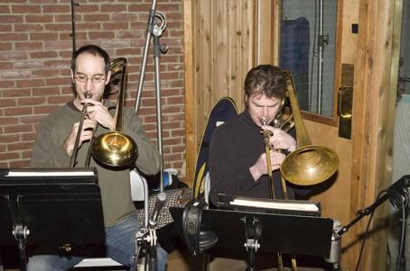 Alan Ferber and Chris Olness