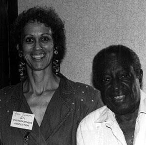 Jan Jenson & Milt Hinton