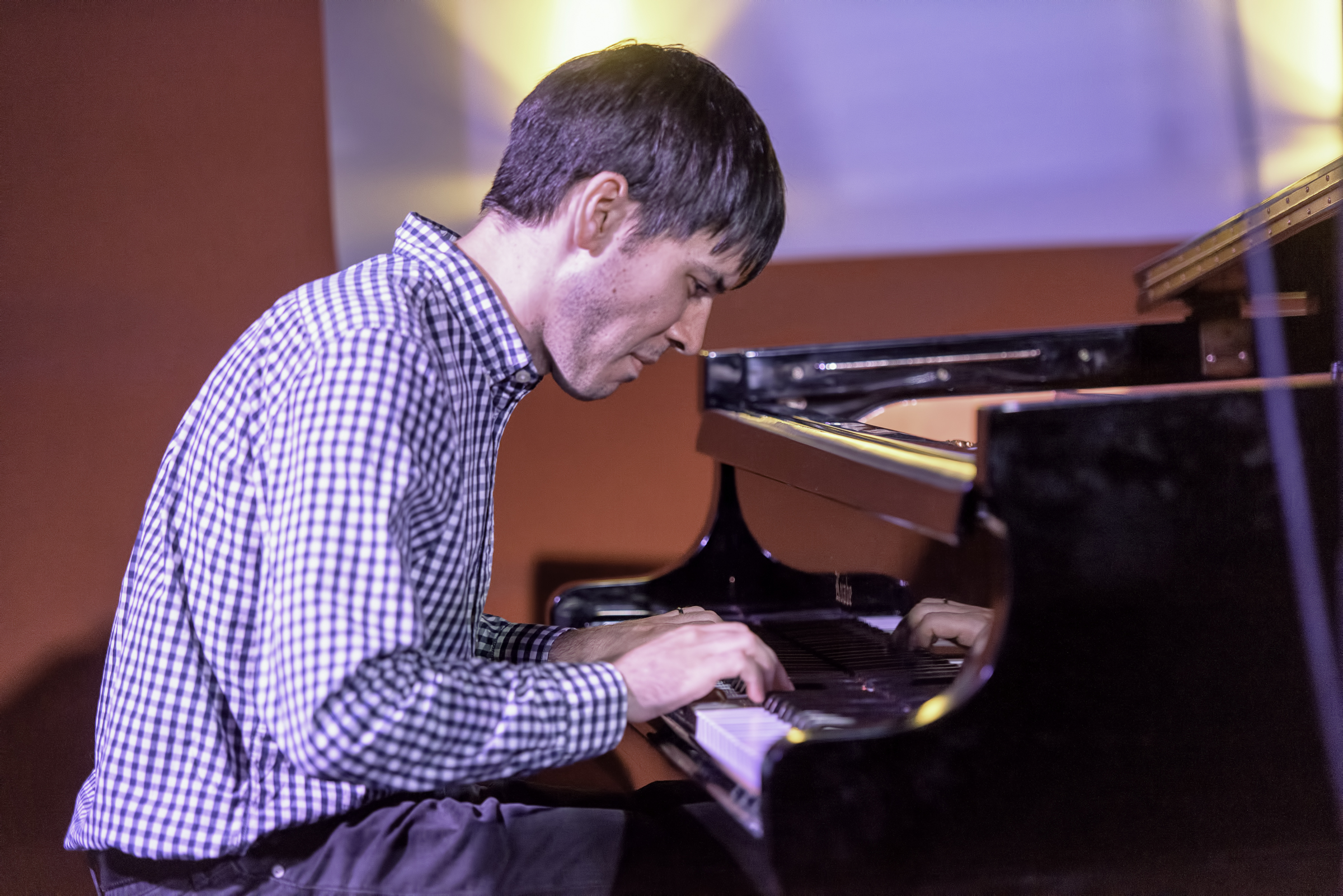 Glenn Zaleski with Trio at the Nash in Phoenix
