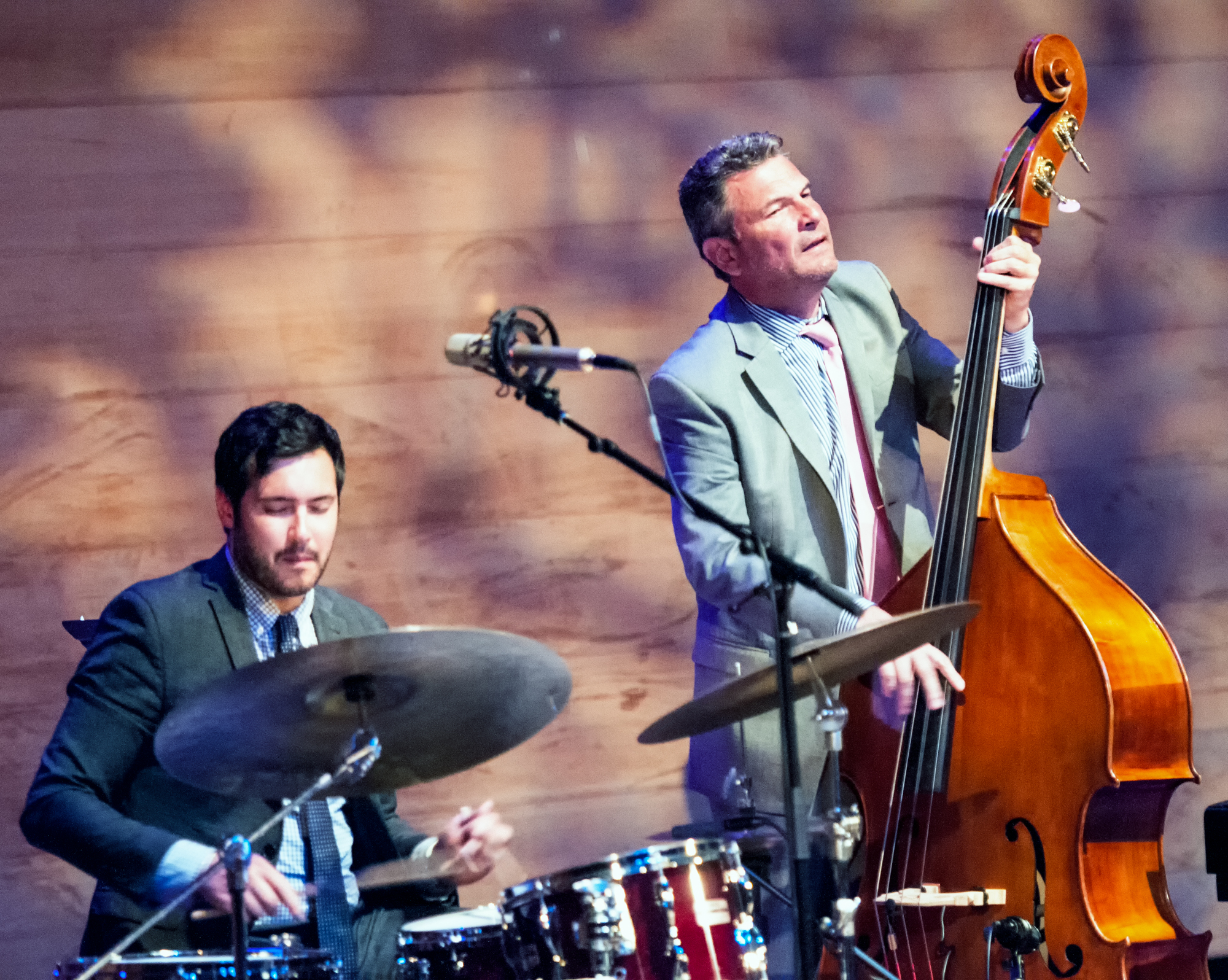 Kevin Kanner And Martin Pizzarelli With The John Pizzarelli Quartet At The Musical Instrument Museum (mim) In Phoenix