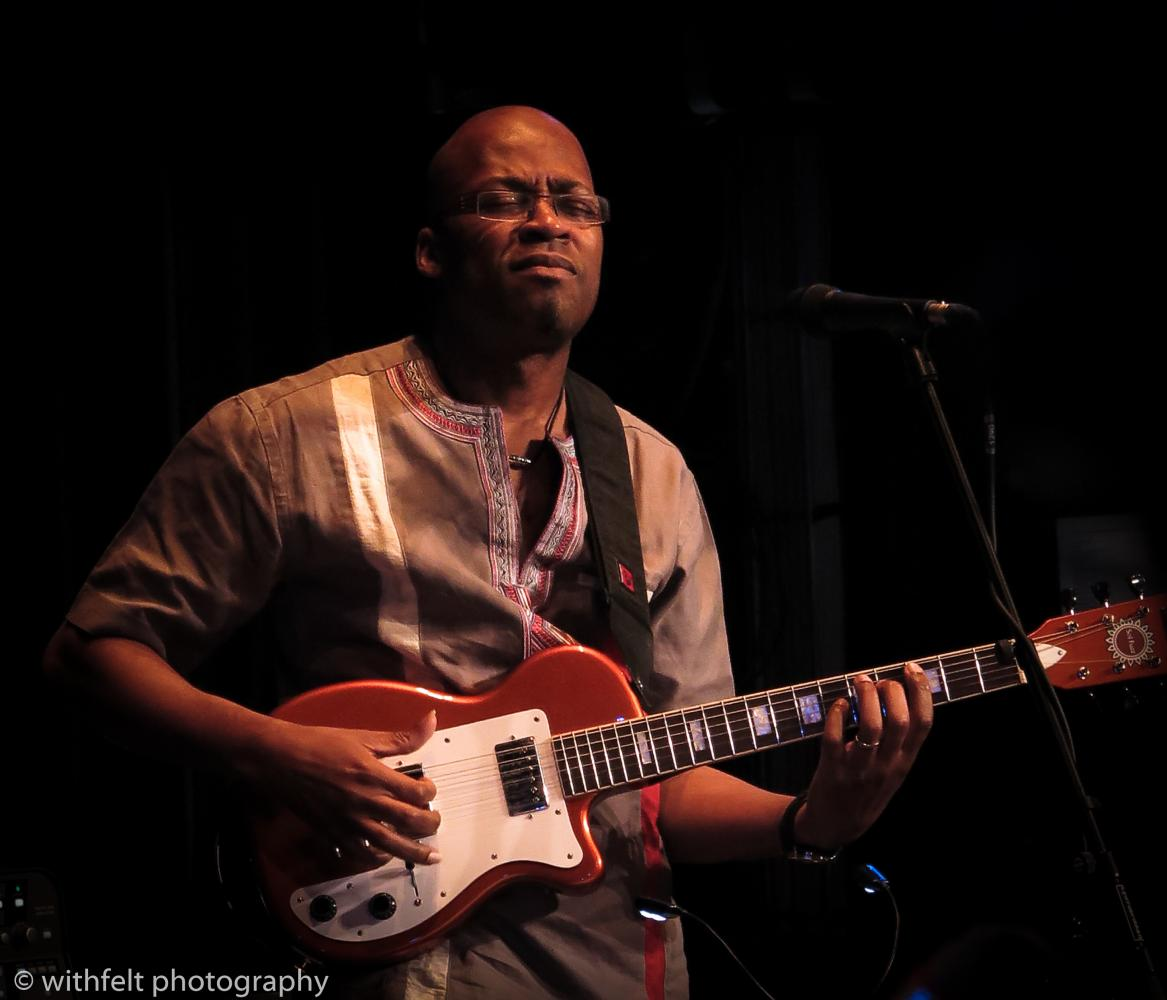 Lionel Loueke at Summer Jazz 2016 in Copenhagen