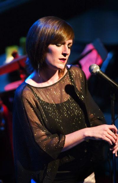 Sara Gazarek - 11.09.05 - Jazz Alley