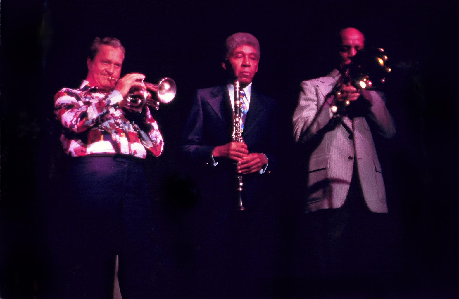 Jimmy McPartland, Herb Hall &Amp; Vic Dickenson