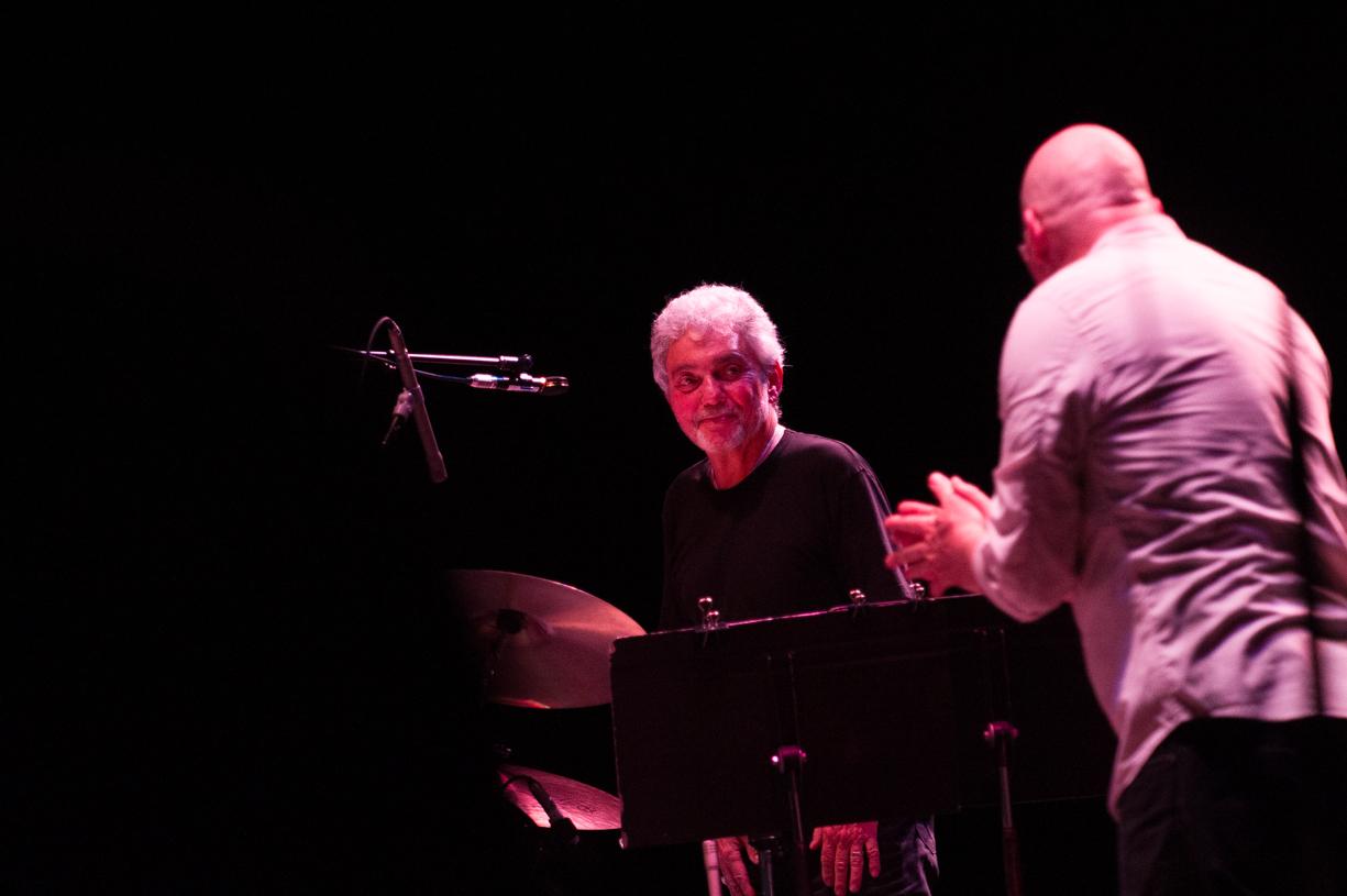 Steve gadd at the saratoga jazz festival 2013