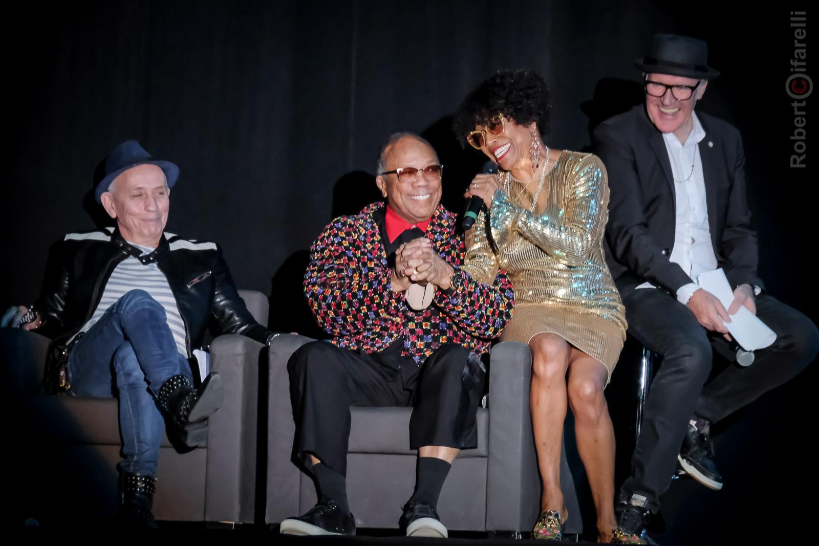 Quincy Jones, Dee Dee Bridgewater