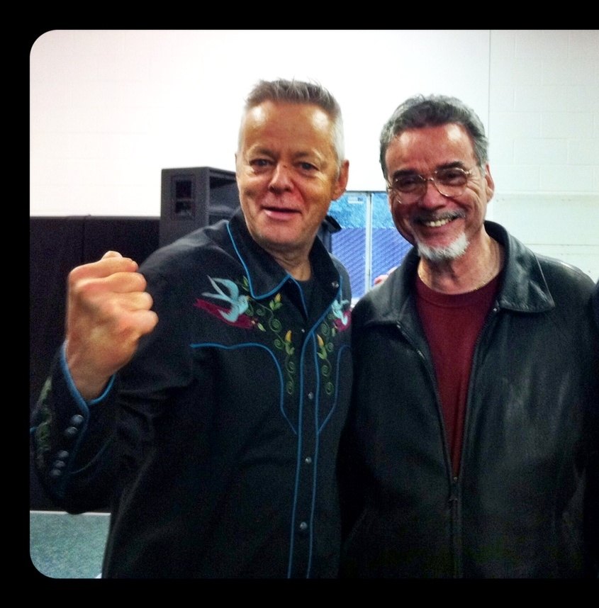 Me and The great Tommy Emmanuel