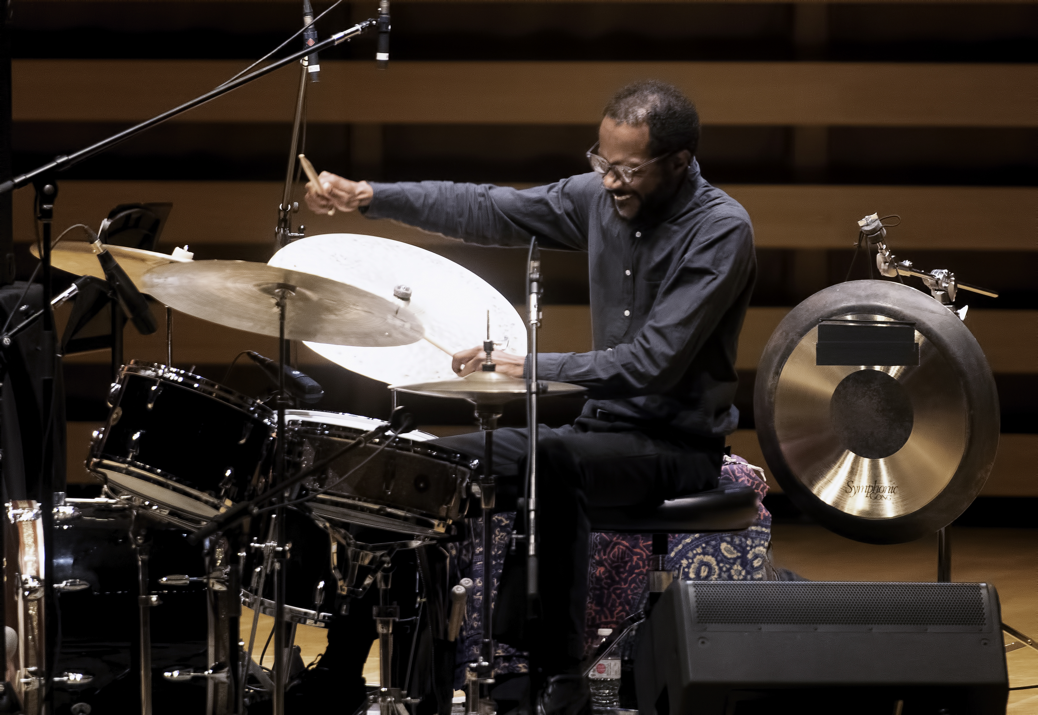 Brian Blade with Chick Corea Trilogy at Koerner Hall In Toronto