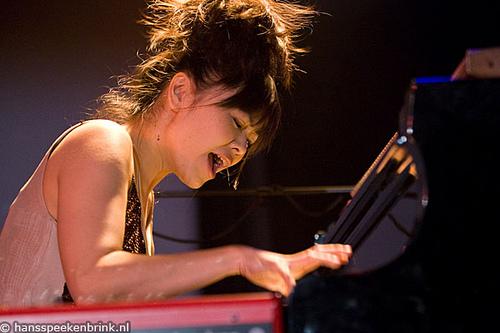 Hiromi Uehara, Hiromi Sonic Blue