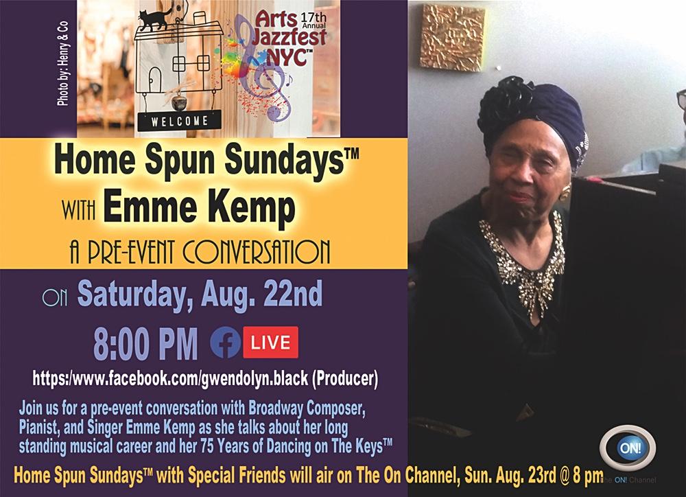 Emme Kemp: A Conversation