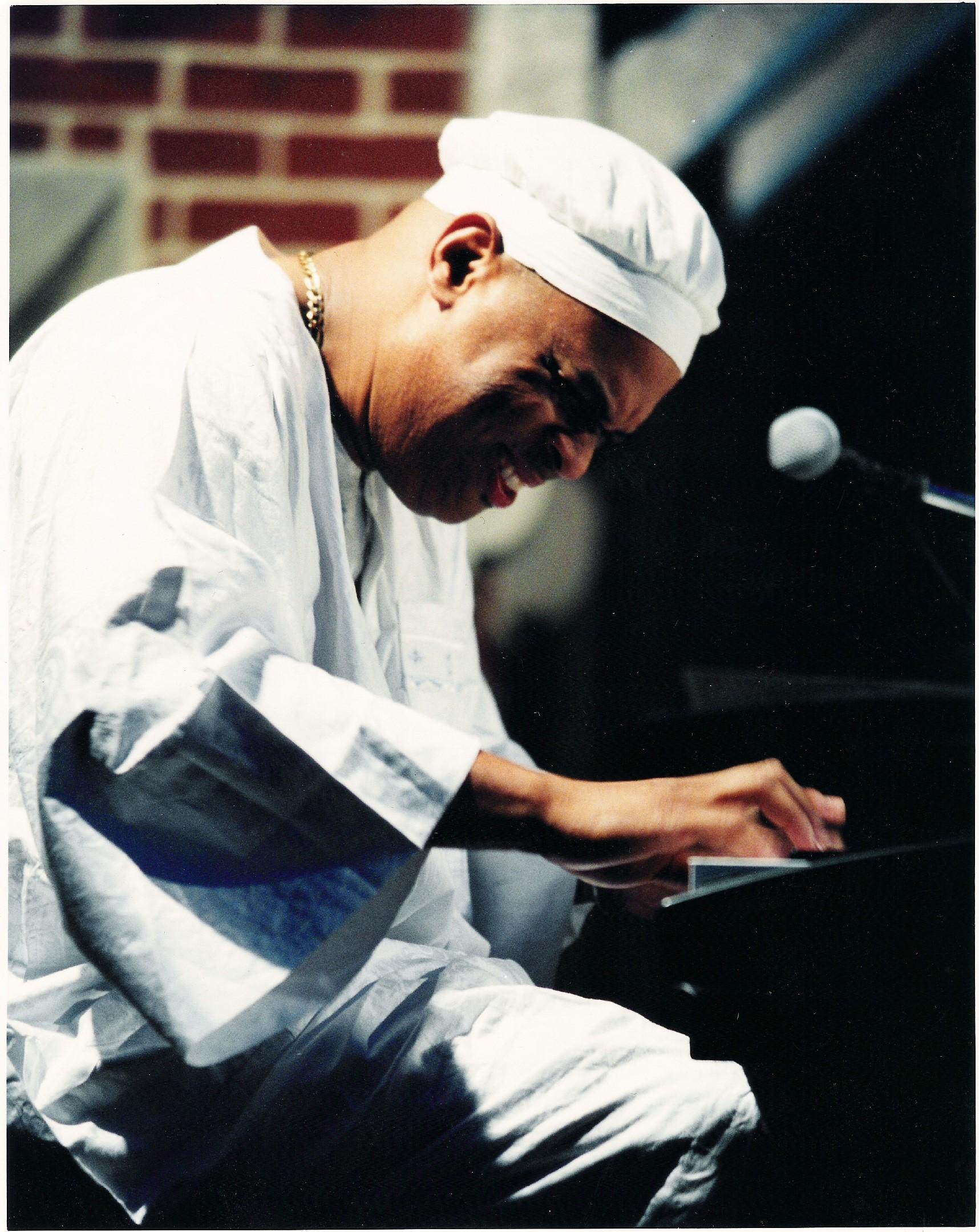 Chuchito Valdes - 88 Keys Of Latin Jazz