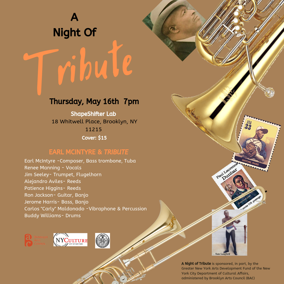Earl McIntyre & Tribute: A Night Of Tribute
