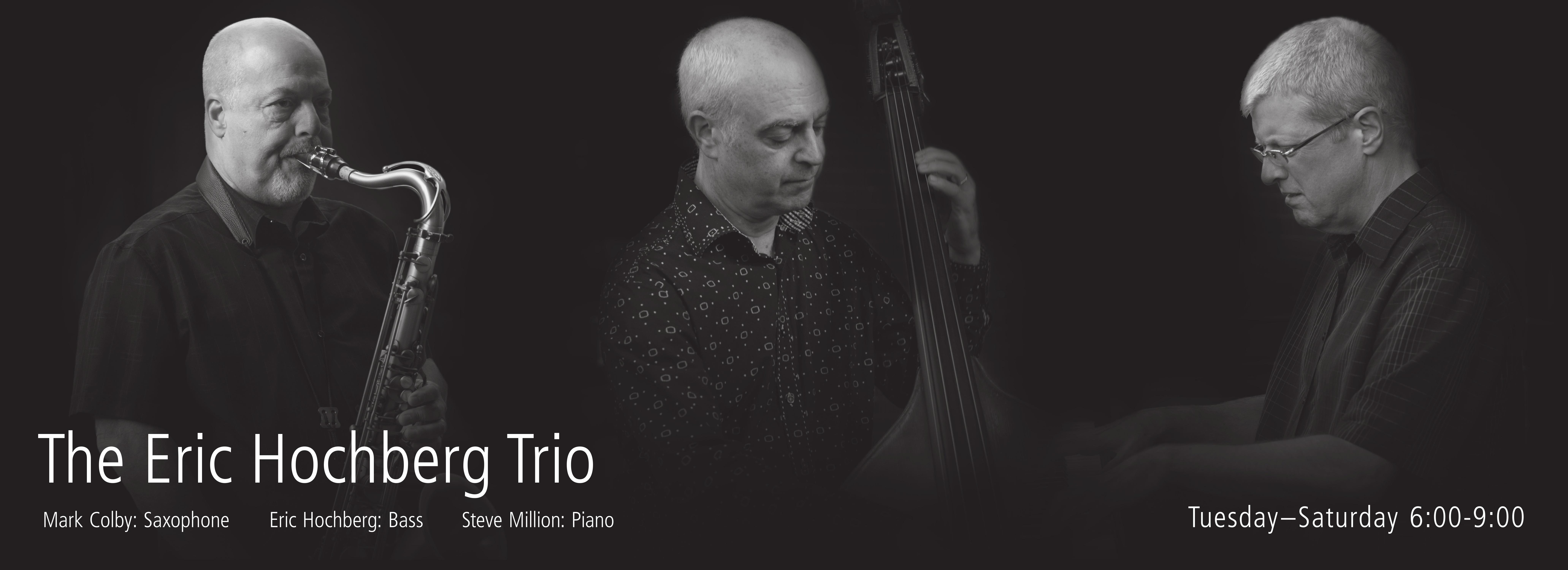 Eric Hochberg Trio