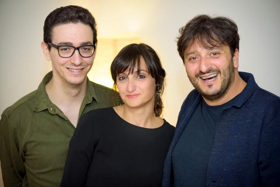 Grupo Trio Samba Rio