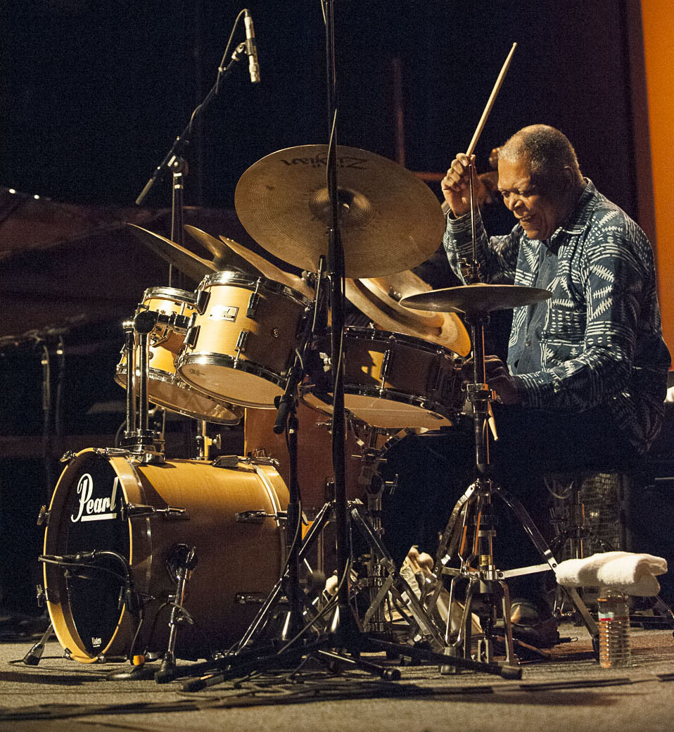 Billy Hart: FREE on Zoom: The Evolution Of Contemporary Jazz Drummers