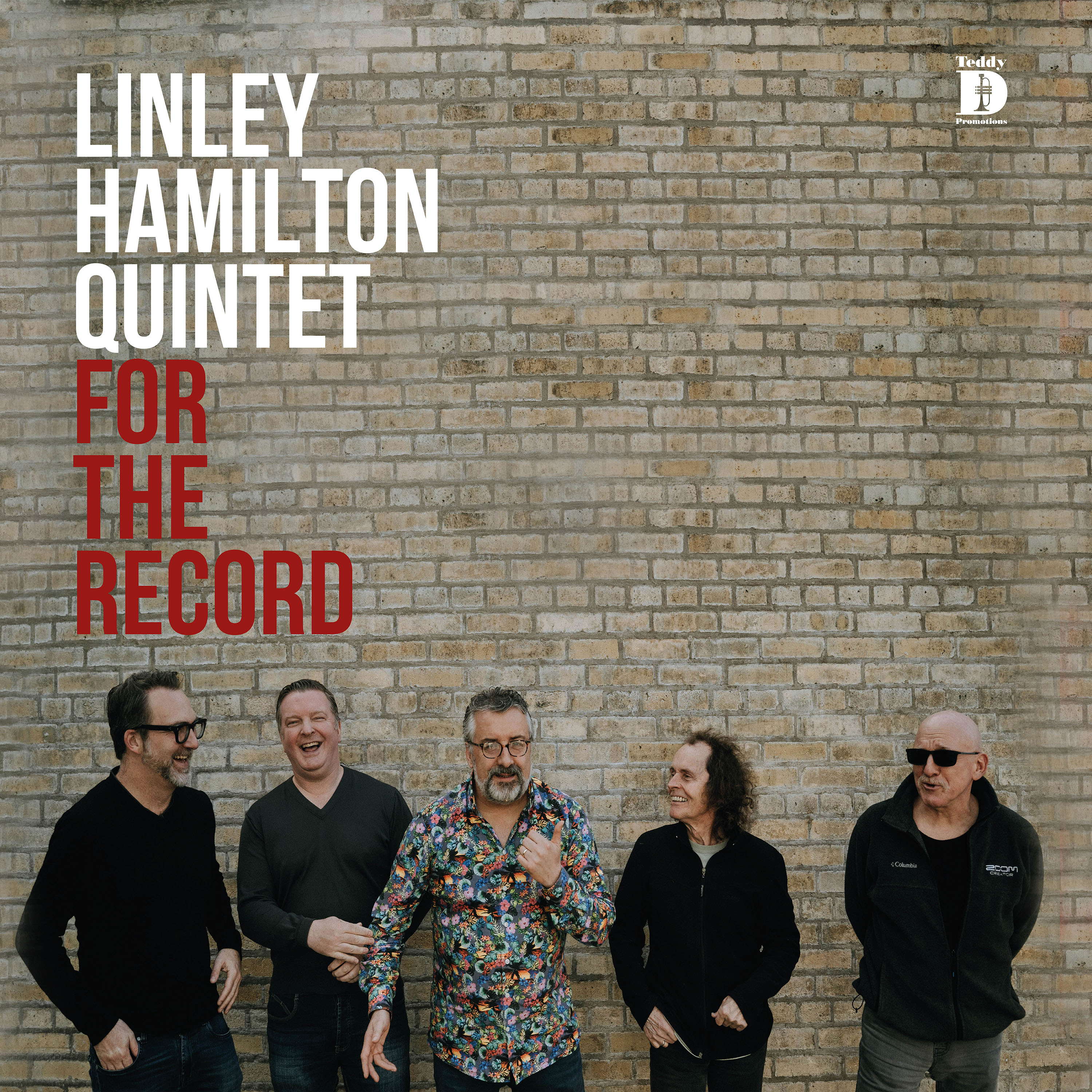 Dr. Linley Hamilton - For The Record CD Launch