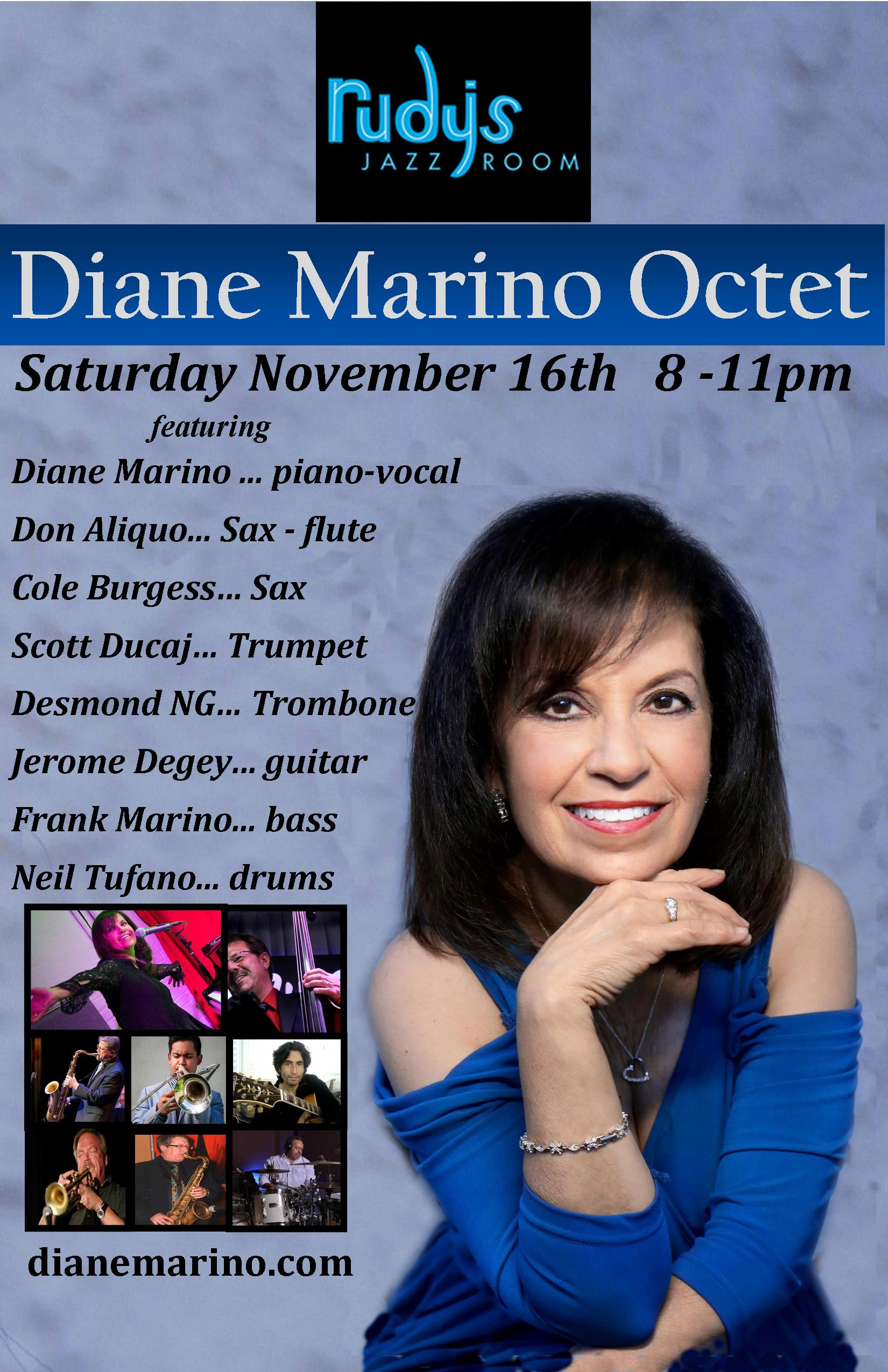 Diane Marino Octet