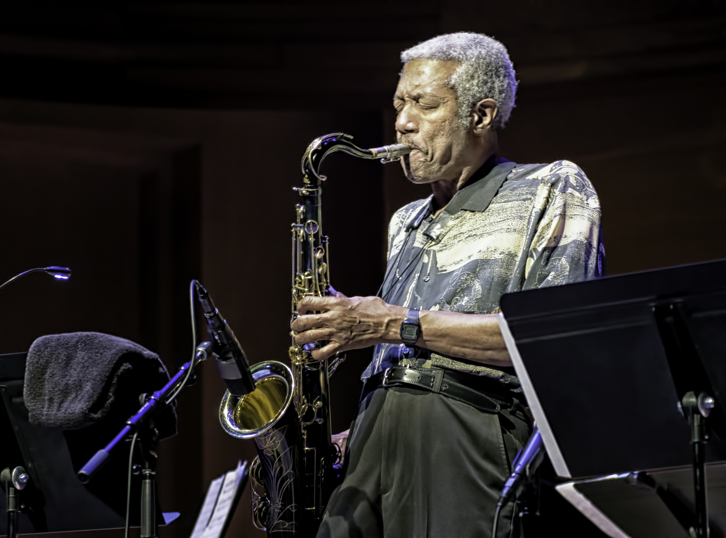 Billy Harper With The Cookers At The Musical Instrument Museum (mim) In Phoenix