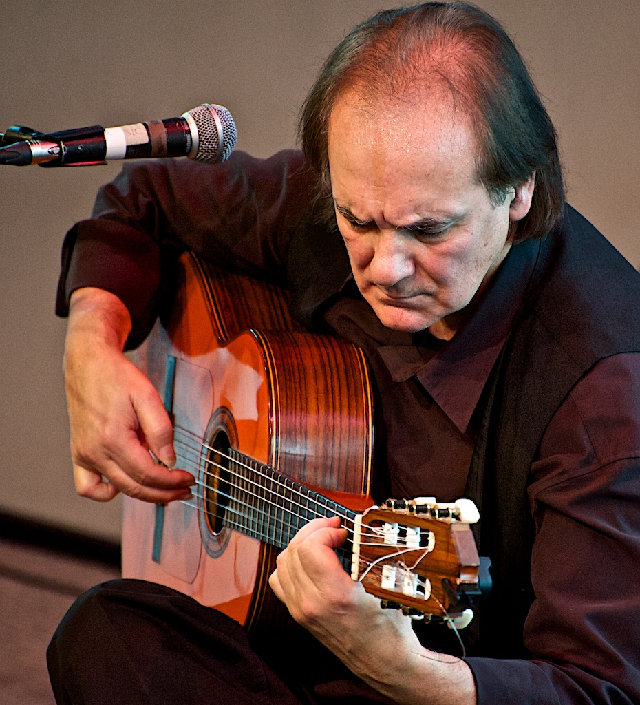 Roger Scannura - Ritmo Flamenco - York University - Toronto