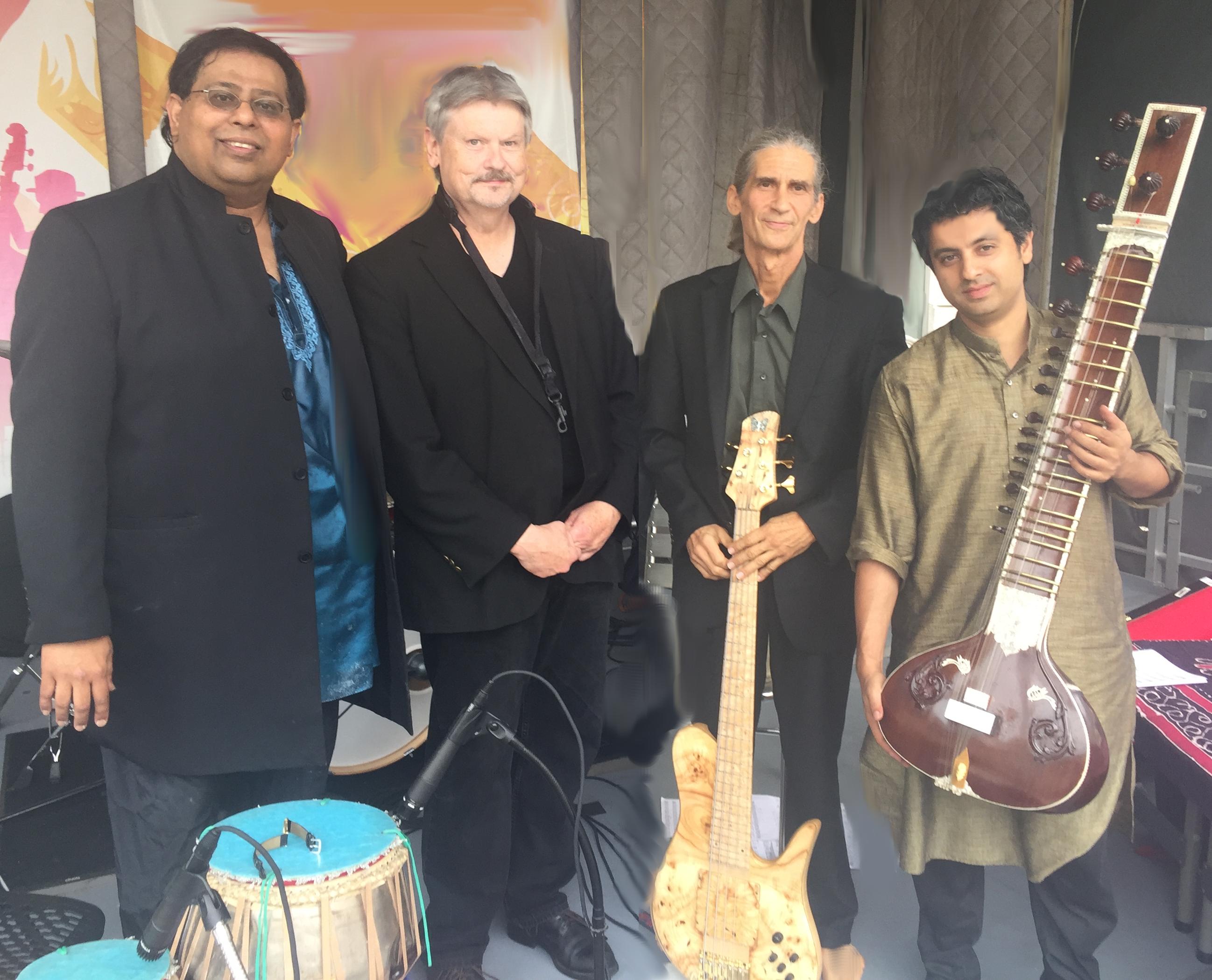 Broto Roy Quartet