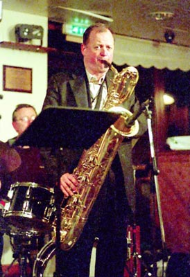 Alan Barnes 1427528 Hastings &Amp; St. Leonards Angling Club, UK. Image of Jazz