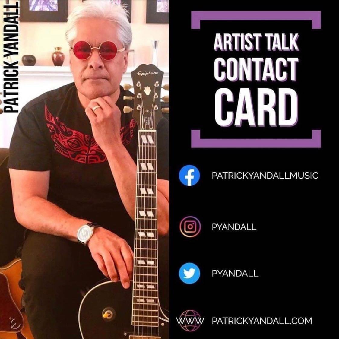 Patrick Yandall, jazz guitar,