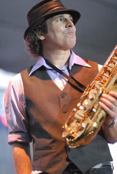 Boney James 3 Jazzfest West 2007