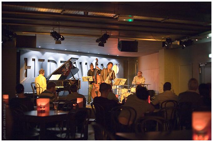 Denys Baptiste Quartet