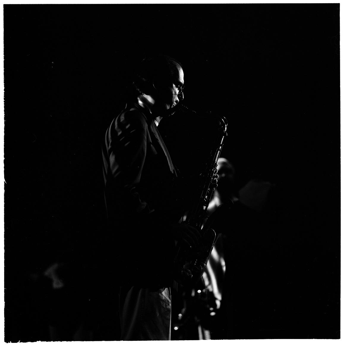 Michael Brecker: Glasgow, 1992