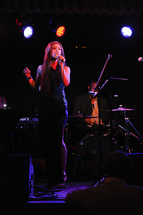 Indie Hotspot Silver Lake Jazz Series Hosted by Kaylene Peoples with Guests Chase Masterson and Dave Pell