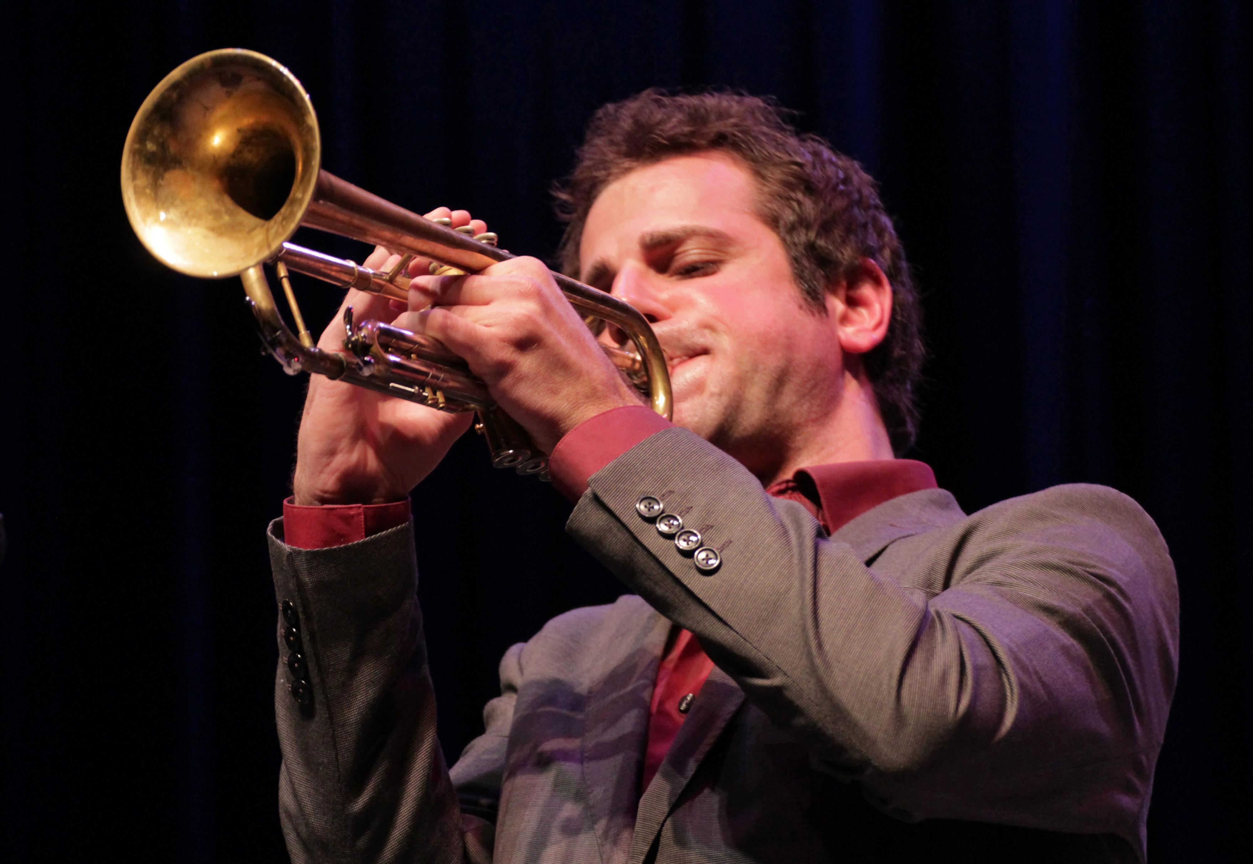 Dominick farinacci at tri-c jazzfest cleveland 2013