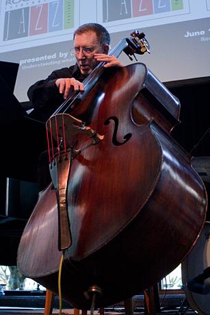 Chuck Israels at the 2010 Xerox Rochester International Jazz Festival