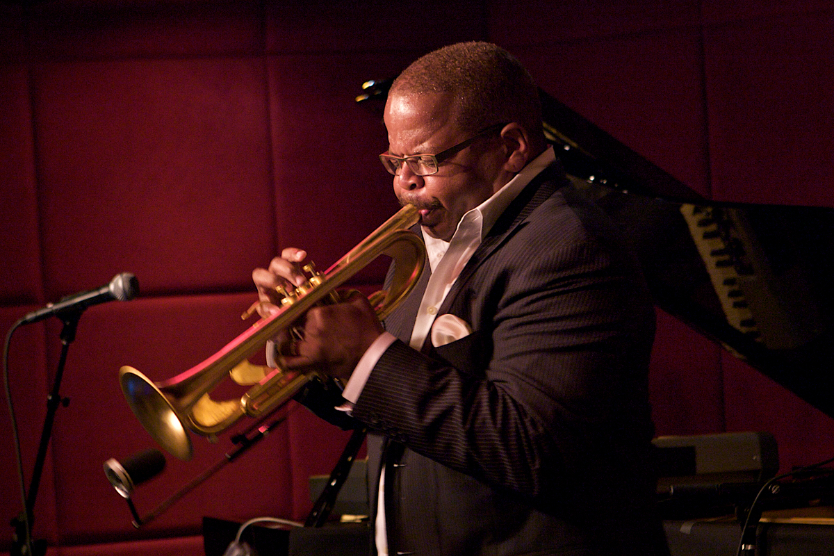 Terence Blanchard at the Jazz Standard, NYC, 6/21/12