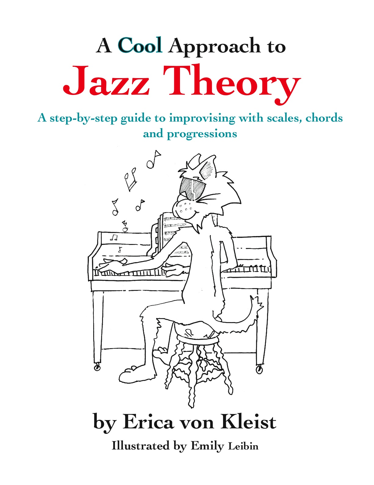 Erica Von Kleist's a Cool Approach to Jazz Theory