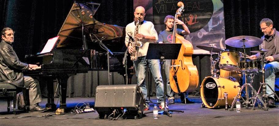 Matthias Broede & ITALIAN JAZZ QUARTET@Vila Real Jazz