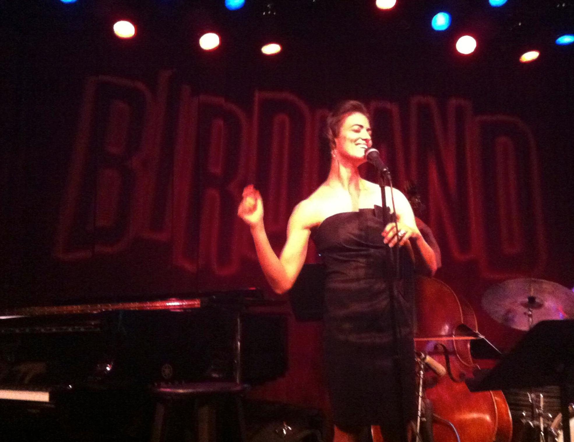 Kat Gang: Hosting the Birdland Jazz Party