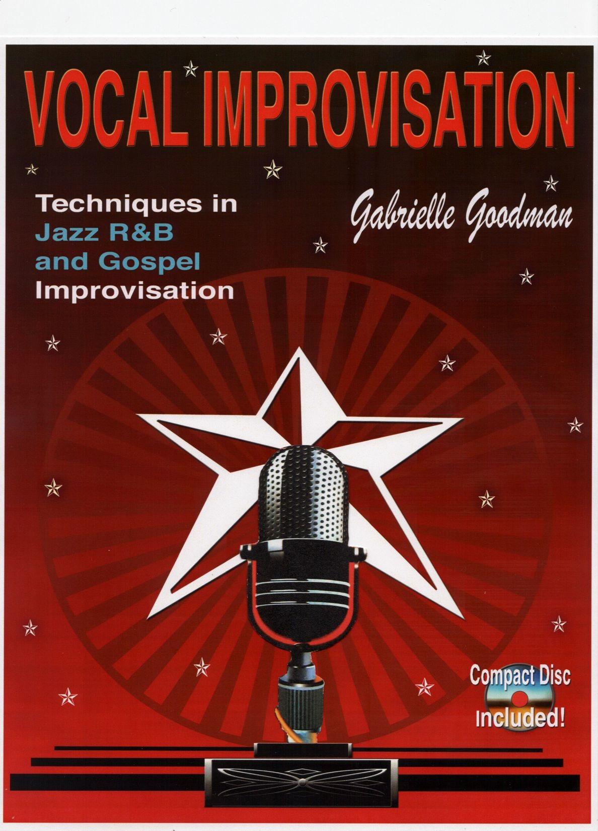 Cover of Gabrielle Goodman Improvisation book
