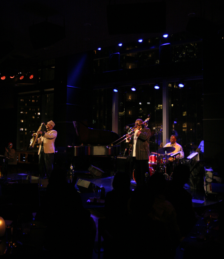 Clifton anderson quintet at dizzy's