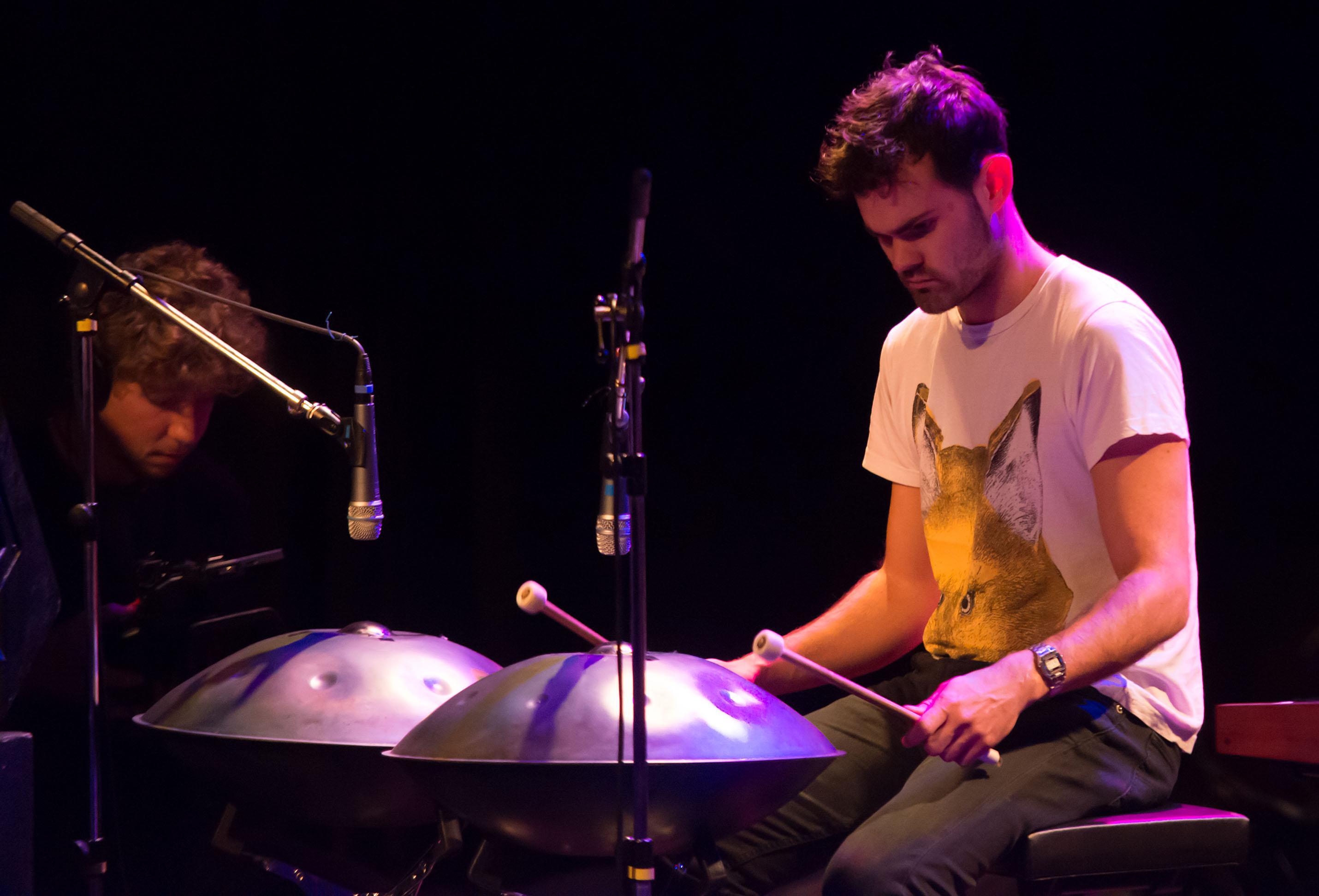 Portico Quartet, 2012 Enjoy Jazz Festival