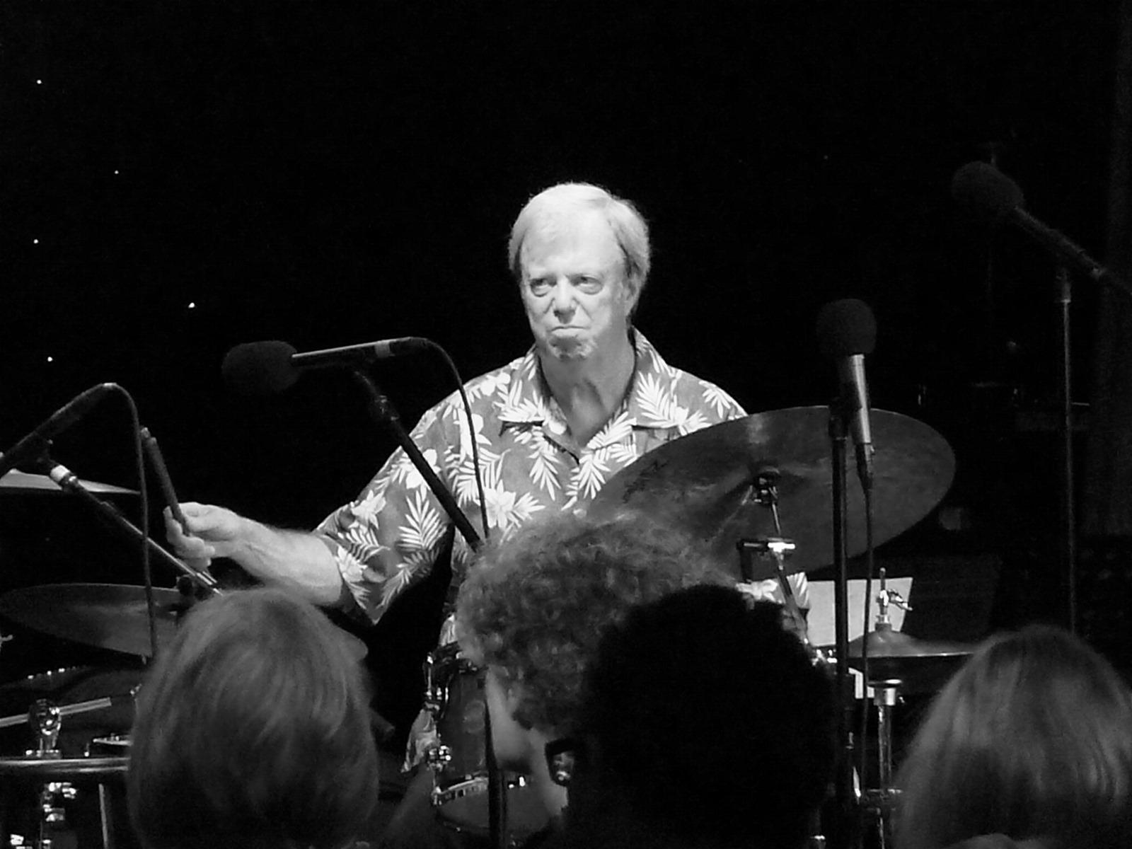 Butch Miles Drums