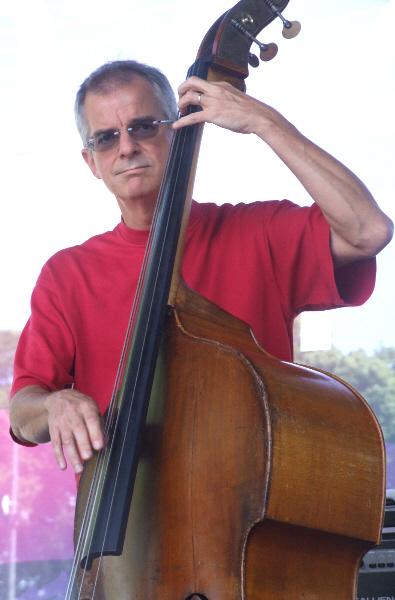 Stewart Miller with Orbert Davis Sextet at 2011 Chicago Jazz Festival