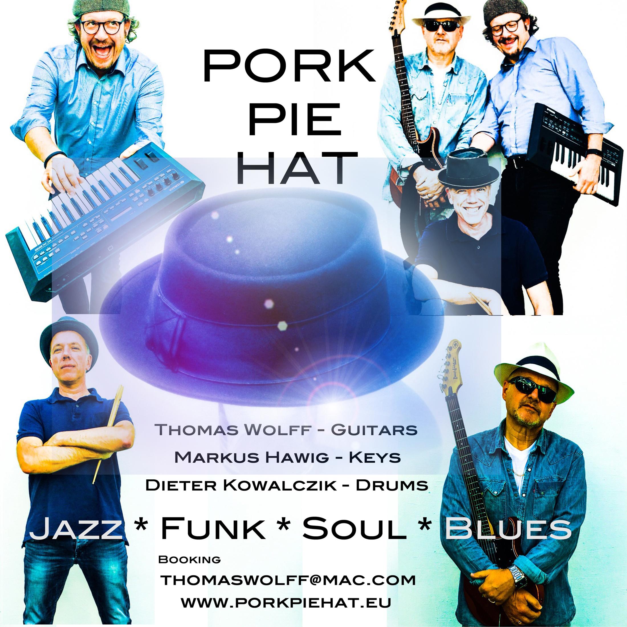 Pork Pie Hat Info