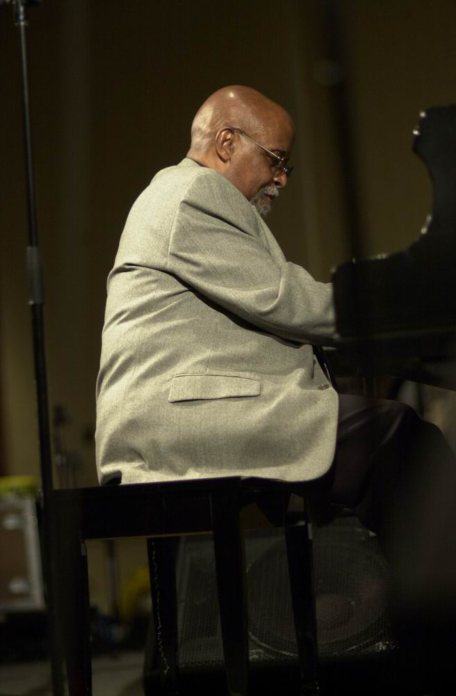 Junior Mance @ Tony Williams Jazz Fest