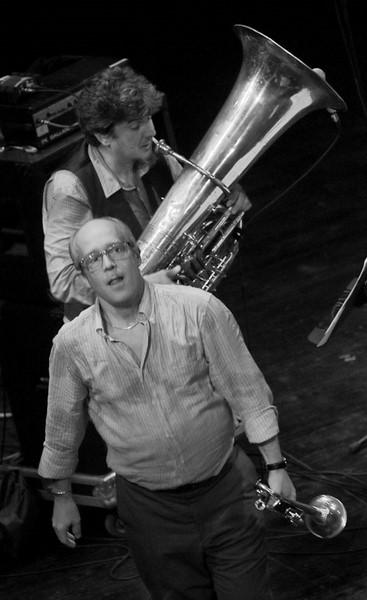 Dave Douglas & Marcus Rojas / San Sebastian Jazzaldia 2009
