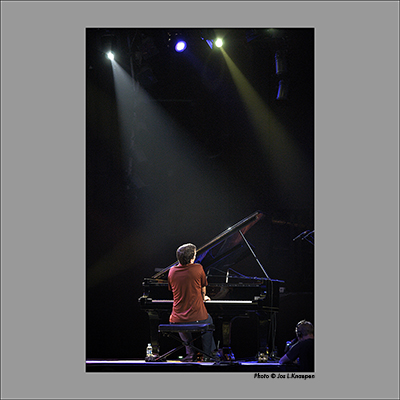 Brad Mehldau, Jazz in Marciac, France, August 2004